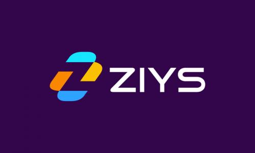 Ziys - Technology company name for sale