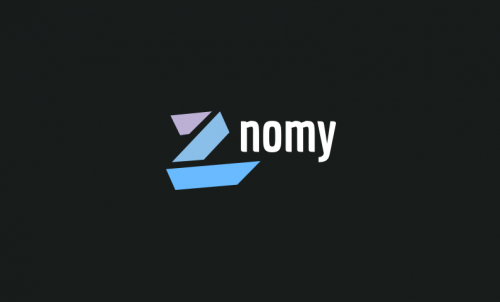 Znomy - Modern business name for sale