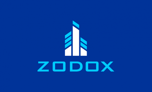 Zodox - Contemporary domain name for sale