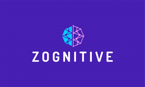 Zognitive - AI startup name for sale