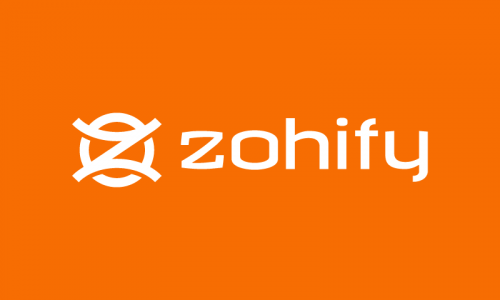 Zohify - Business brand name for sale