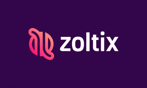 Zoltix - Brandable company name for sale