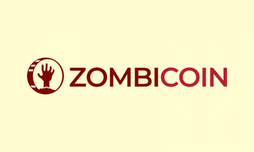 Zombicoin - Cryptocurrency product name for sale