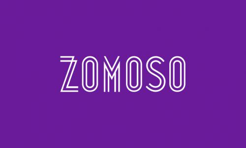 Zomoso - Brandable domain name for sale