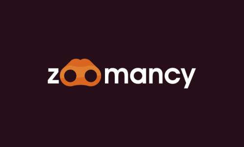 Zoomancy - Real estate business name for sale