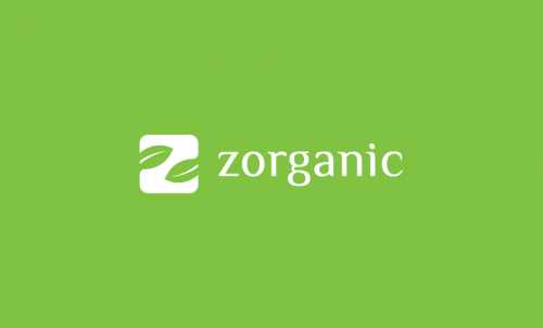 Zorganic - Business name for a company in the green industry