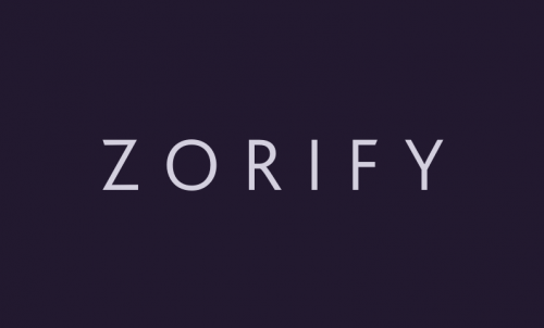 Zorify - Powerful abstract brand name