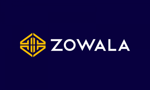 Zowala - Consumer goods company name for sale
