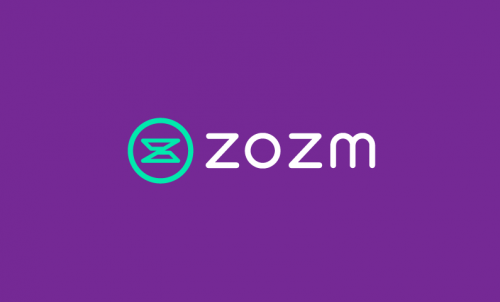 Zozm - Business startup name for sale
