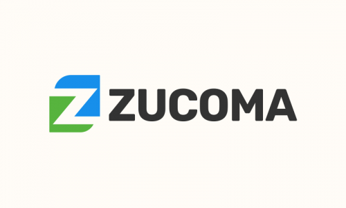 Zucoma - Retail company name for sale
