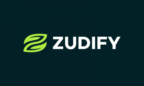 Zudify - Healthcare business name for sale
