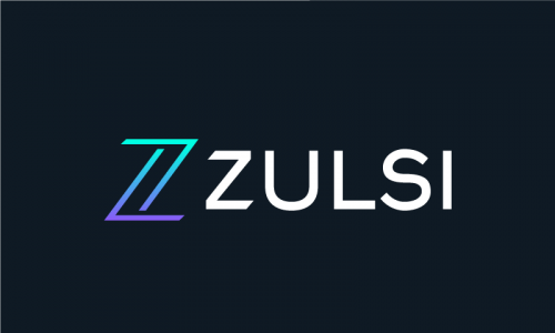 Zulsi - E-commerce company name for sale
