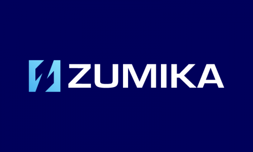 Zumika - Modern business name for sale