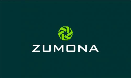 Zumona - Brandable domain name for sale