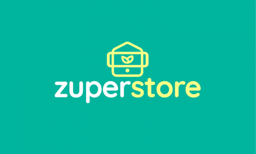 Zuperstore - E-commerce brand name for sale