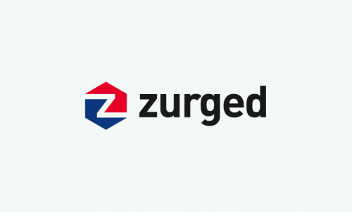 Zurged - Brandable product name for sale