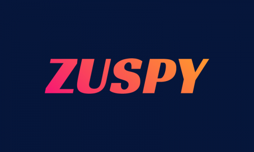 Zuspy - Technology startup name for sale