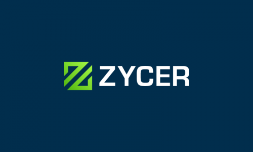 Zycer - Retail startup name for sale