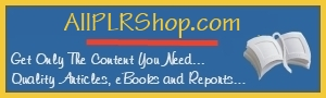 All PLR Shop
