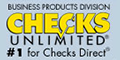 Checks Unlimited Business Checks-logo