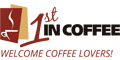 1st in Coffee-logo