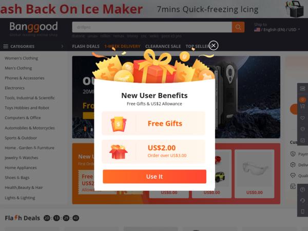 Banggood.com UK