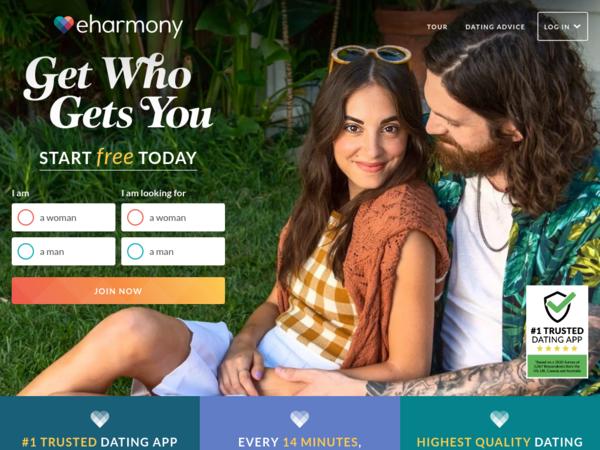 Eharmony Dating-Website anmelden