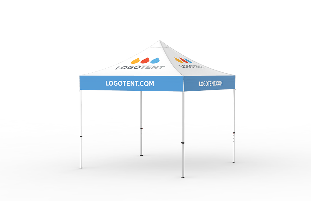 check out e46bf b1274 LogoTent™ | Design Your Own Branded Pop-Up Tent | LogoTent™