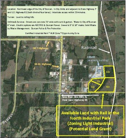 Search All Oklahoma Sites - AEP Economic Development