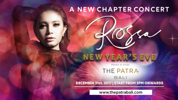 A New Chapter Concert Rossa - The Patra Bali Resort  Villas