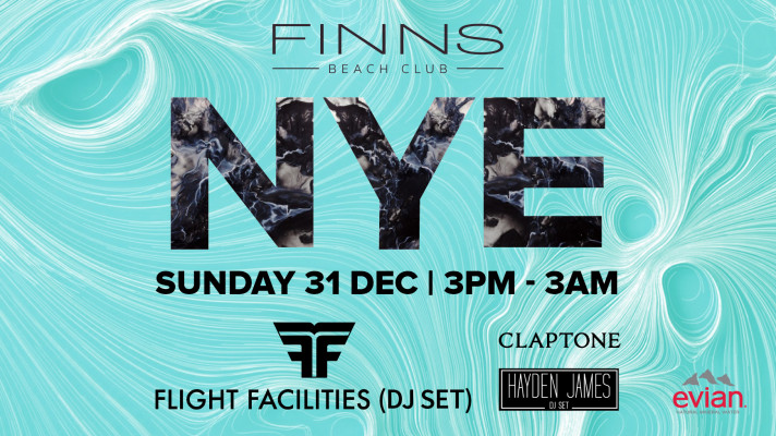 FINNS BEACH CLUB NEW YEAR EVE