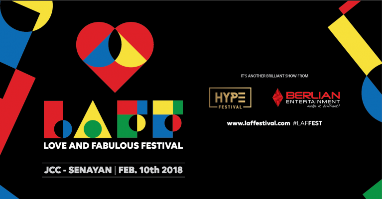 LAF Festival - Love and Fabulous Festival