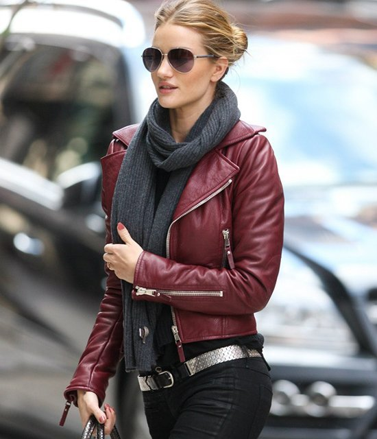 Designer Must Have: Balenciaga Leather Jacket