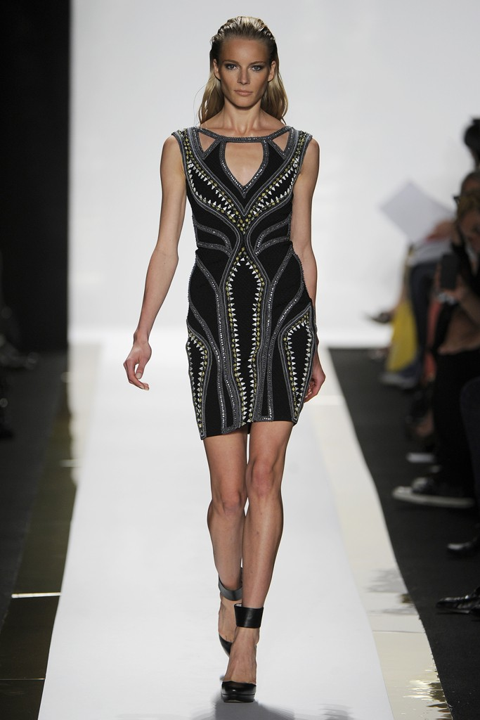 2014 spring resort herve leger collection lollipuff for Dress shirts for athletic build