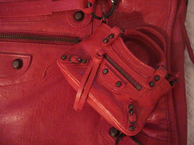 Balenciaga Mini Bag Charm