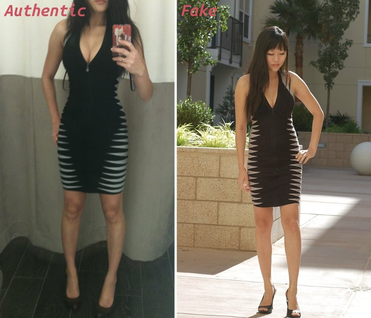 how to tell if designer clothes are fake
