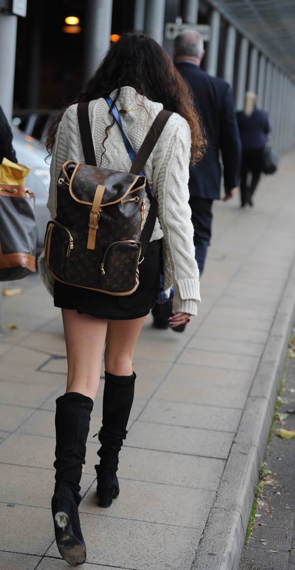 Goyard celebrity handbags