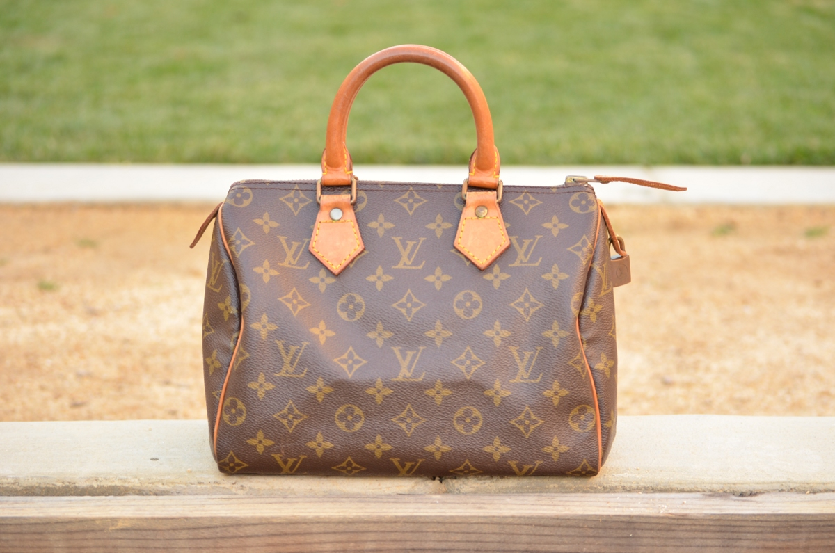 32861ad3388e Review of the Adorable Louis Vuitton Speedy 25