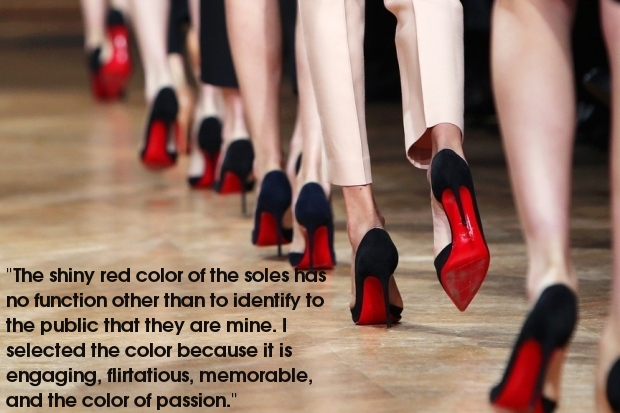Famous Women S Shoes With Red Soles