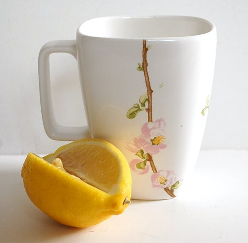 morning weight loss lemon tea