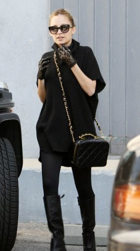 Celebrities with Chanel Bags