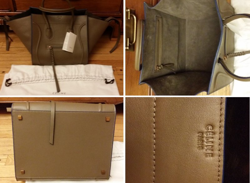 e46886bb5b Celine Bag Authentication