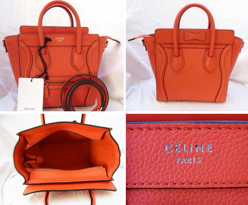 celine luggage tote shop online - Celine Bag Authentication | Lollipuff