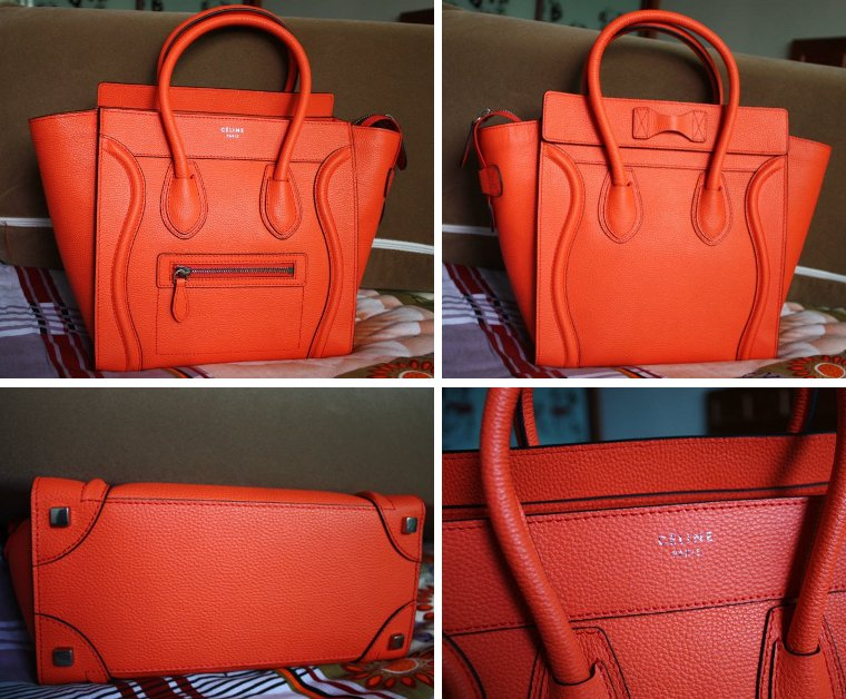 authentic celine handbag