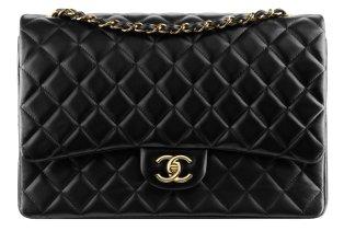 eb931056ca4e Chanel classic bags in lambskin and calfskin