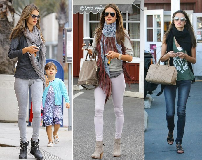 Guide To Alessandra Ambrosio S Style Lollipuff