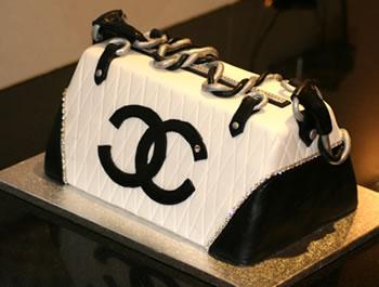 chanel designer handbag bag purse custom pastry cakes for birthdays  weddings graduation cbde8f1f61628