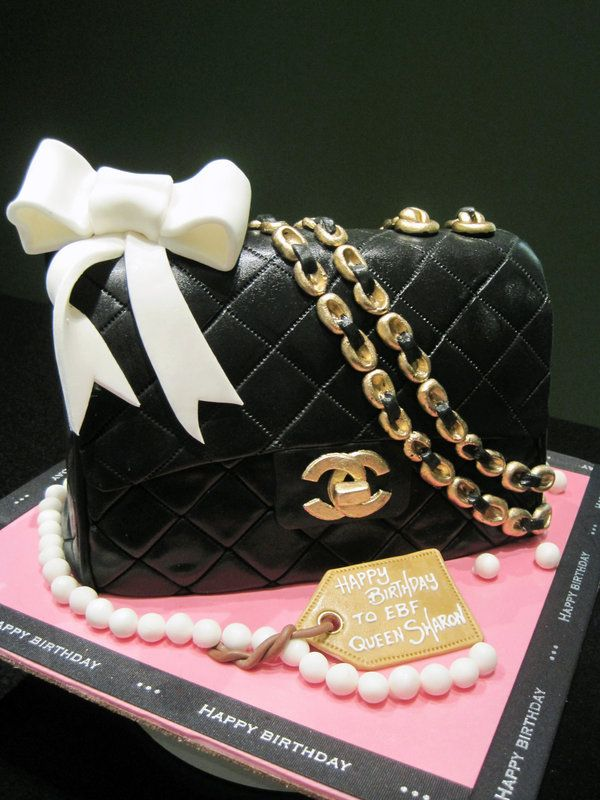 How To Make Coco Chanel Cakes