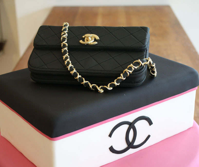 Chanel Cake Ideas: The Best Custom Chanel Cakes