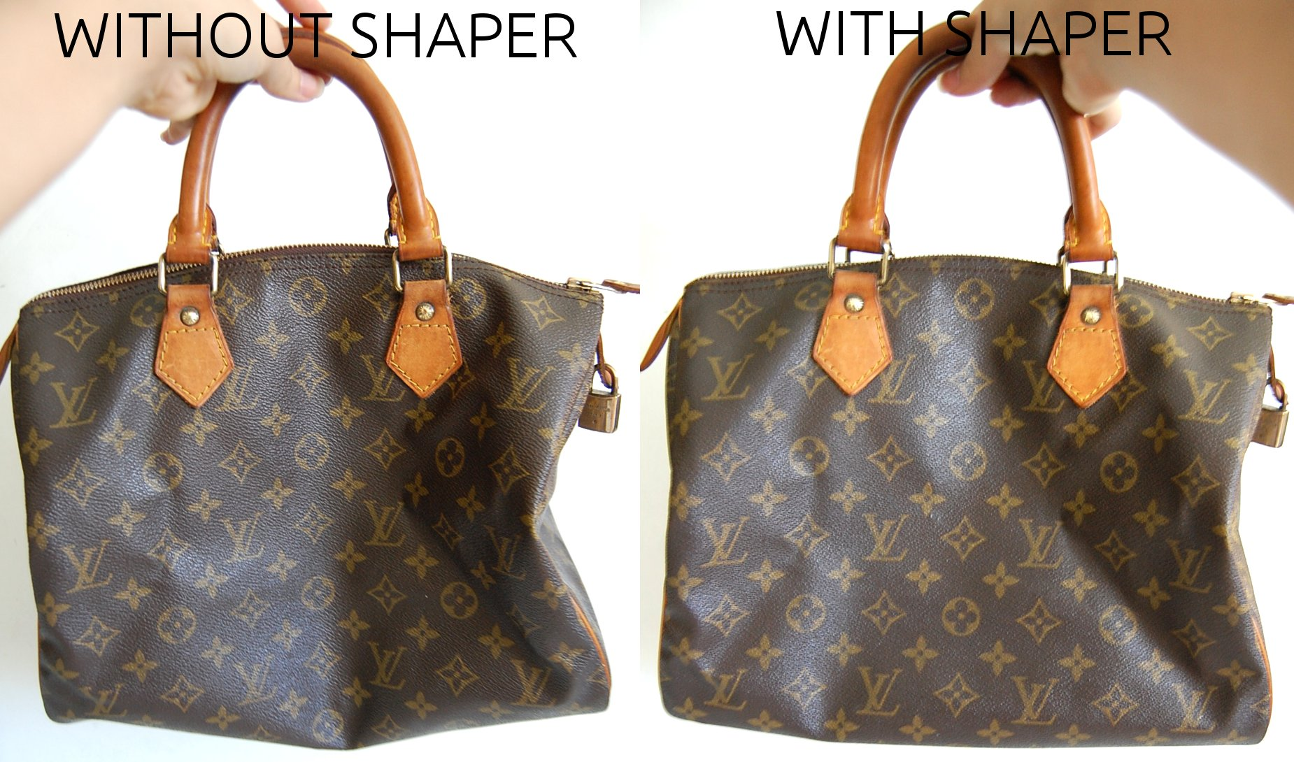 f5609725f9a36d speedy shaper form for bottom of bag to prevent sagginess louis vuitton